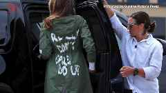 Who Was Melania's Jacket Message Aimed at? All Is Confirmed