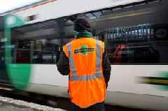 Man hit by train at Wallington station died as West Croydon services delayed