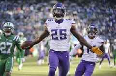 Cousins, Murray lift Vikings past Darnold, Jets 37-17