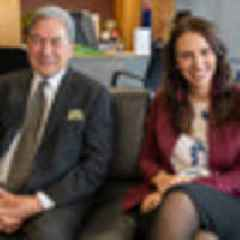 PM Jacinda Ardern and NZ First leader Winston Peters talk about each other and 2020