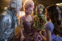 'The Nutcracker and the Four Realms' Film Review: This Sugarplum Is Rancid