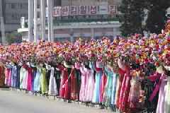 Human Rights Group Says Women In North Korea Face 'Endemic' Sexual Abuse, Violence