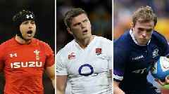 Autumn internationals: Home nations begin build-up to World Cup