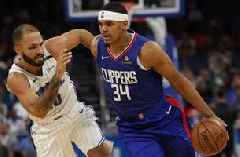 Tobias Harris, Lou Williams prove to be too much as Magic fall to Clippers 120-95