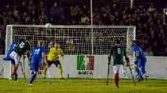 Amputee Football World Cup: England beaten 5-1 by Brazil in quarter-finals