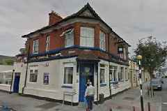Football fans claim they were acting as peacemakers during brawl outside Cardiff pub