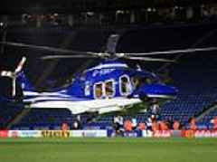 Safety checks are ordered on helicopters like that which crashed killing Leicester City chairman