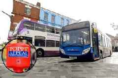 Stagecoach offering free bus travel to Armed Forces personnel on Remembrance Sunday
