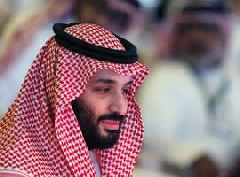 After Khashoggi's Murder, End-Times Evangelicals Meet, Pray For Saudi's Crown Prince