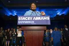 Several Races Still Too Close To Call After Midterm Elections In United States
