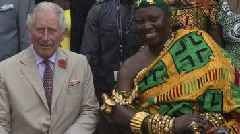 Prince Charles in Africa: A royal visit to a land of princes and chiefs