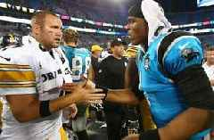 Cris Carter and Nick Wright's X-Factors for TNF's Panthers vs. Steelers game on FOX