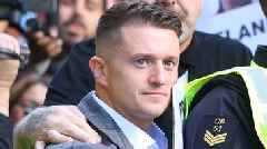 Paypal stops handling payments for Tommy Robinson