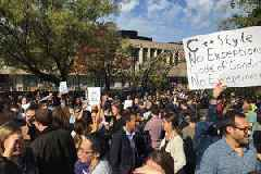 Google announces new sexual assault and harassment rules after mass protest