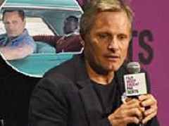 Lord of the Rings star Viggo Mortensen drops the n-word during panel