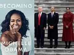 Michelle Obama turns on Trump saying she will 'never forgive' him for Barack Kenya birther claims