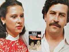 Pablo Escobar's widow felt 'raped' when he forced her into an abortion at 14 as she breaks silence