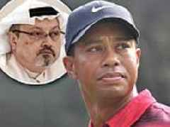 Tiger Woods 'passes on $3.3million offer to play in Saudi Arabia following Jamal Khashoggi's murder'