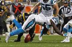 Panthers can't recover from early deficit in blowout loss