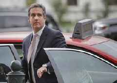 Trump Played Role During 'Nearly Every Step' Of Cohen's Hush Money Payments: WSJ