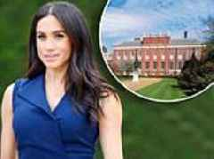 EDEN CONFIDENTIAL: Palace shock as Meghan Markle's closest aid quits her job months after wedding