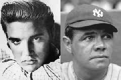 Elvis Presley, Babe Ruth Among Recipients of Trump's Presidential Medal of Freedom