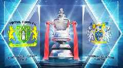 FA Cup: Yeovil Town 1-3 Stockport County highlights