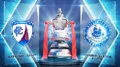 FA Cup: Chesterfield 1-1 Billericay Town highlights