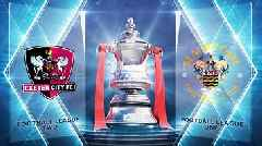FA Cup highlights: Exeter City 2-3 Blackpool