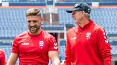 Makinson Golden Boot criticism 'very ill-informed'