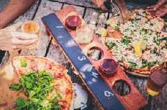 How to get free pizza at city centre restaurant The Stable