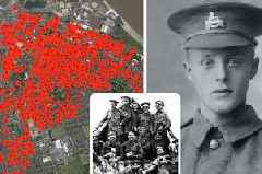 The heroes in your street: Remembrance Day map reveals where victims of First World War lived in Grimsby and Cleethorpes