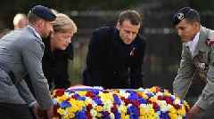 In pictures: Armistice Day events in France ahead of centenary commemorations