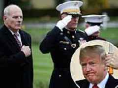 Did Trump pull out of Armistice tribute over Macron EU army jibe? President snubs war graves visit