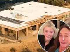 Caitlyn Jenner and Lady Gaga's Malibu mansions escape unscathed from raging wildfires