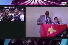 Superfan travels  9,140 miles from Papua New Guinea to meet Alonzo Mourning, watch Heat
