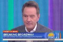 Bryan Cranston Is Game for 'Breaking Bad' Movie But Says Walter White Is Definitely Dead (Video)