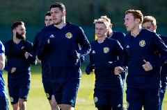 5 things we spotted at Scotland training as Alex McLeish faces massive decisions ahead of double header