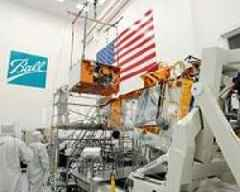 Ball Aerospace receives $255M from Air Force for microwave satellite