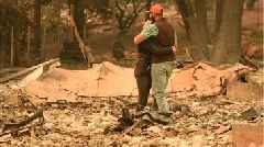 National Guard troops help search for Camp Fire victims