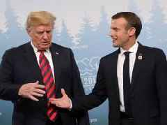 Trump lacked 'common decency', says French government