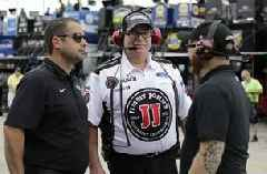 Gibson has key role in NASCAR title race after health scare