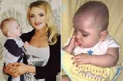 'Devastated' young mum considering sterilisation after son born with fingers missing