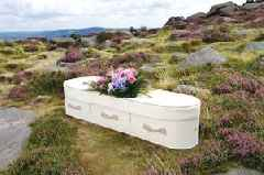 Woollen coffins invented by team behind Princes William and Harry's wedding suits