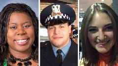 Chicago hospital shooting: Doctor, pharmacist and policeman mourned