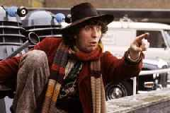 Tom Baker is turning his long-lost Doctor Who movie script into a novel