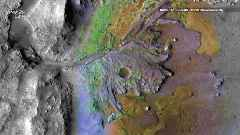NASA Picks Next Martian Landing Site