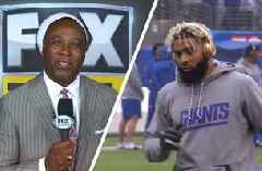 Odell Beckham Jr. gives the Giants a home field advantage