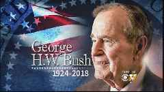 Remembering George Herbert Walker Bush