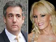 Michael Cohen's lawyers bring up 'extramarital affairs of a presidential candidate' in filing